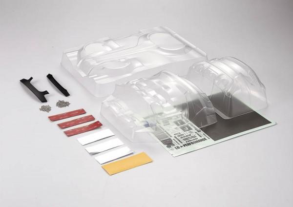 Karosserieverbreiterung Type 1 für Subaru BRZ & Toyota GT86