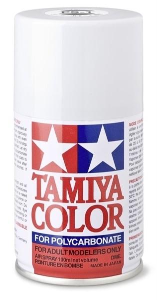 Tamiya PS-1 White
