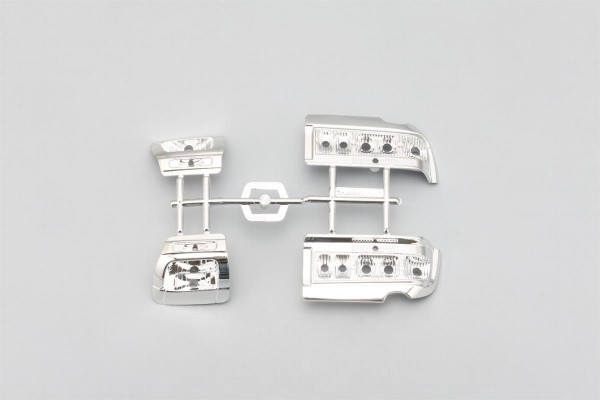 Team Samurai Project FC3S Light Unit Plastic Parts
