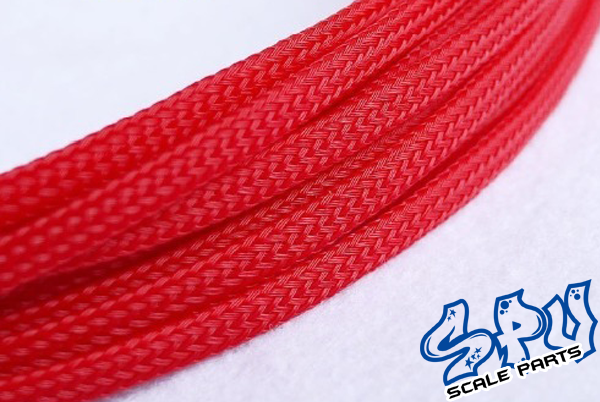 Wire Sleeve | Wire Sleeve 12mm Rot Spv Scale Parts