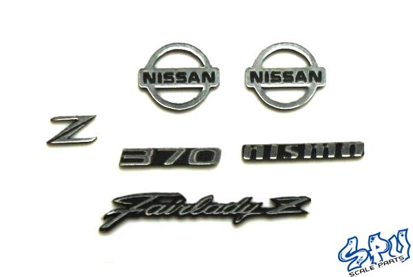 Embleme Nissan 370Z Fairlady