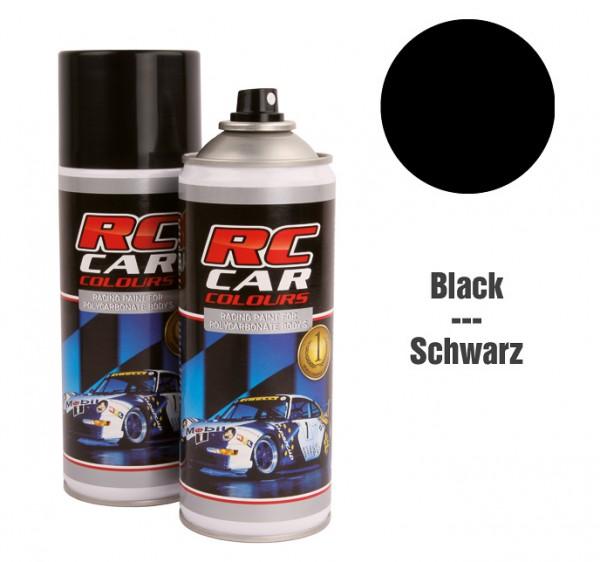 Lexanfarbe Schwarz Nr610 150ml