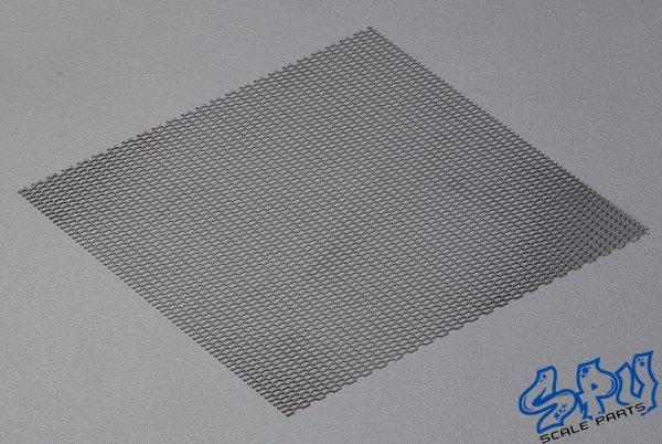 Stainless Steel Grid Honeycomb