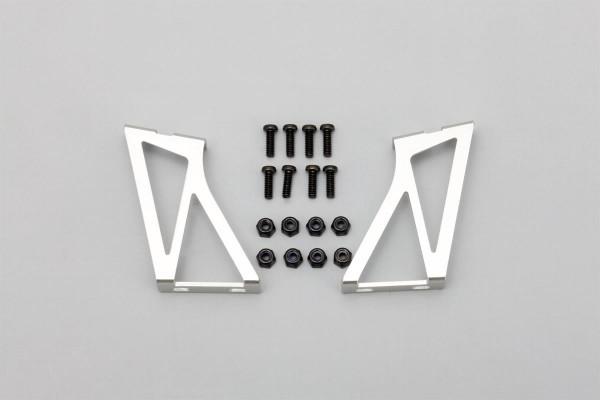 Aluminium Spoilerhalter (Silver/High)