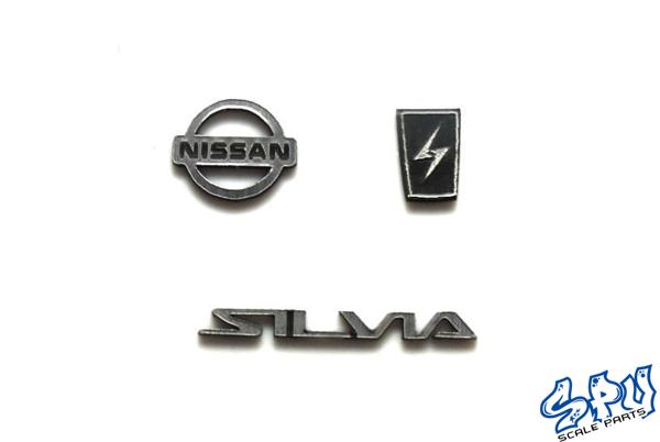 Embleme Nissan S13