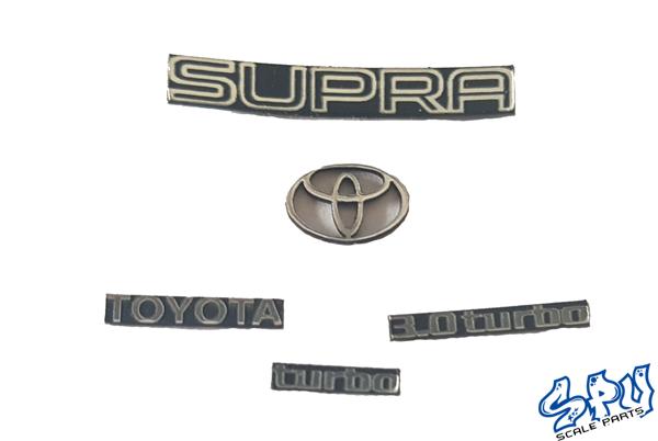 Embleme Toyota Supra MK3