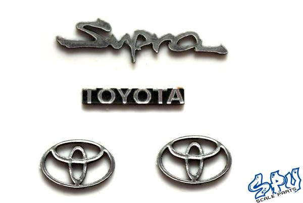 Embleme Toyota Supra MK4