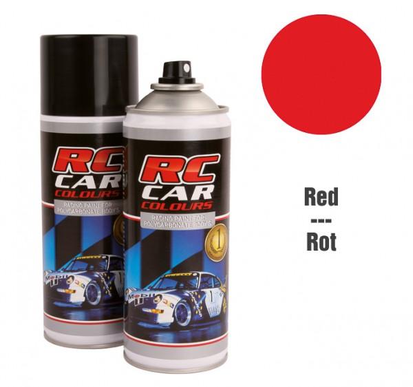 Lexan paint red Nr110 150ml