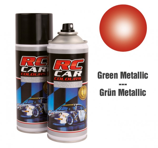 Lexan paint metallic red Nr937 150ml