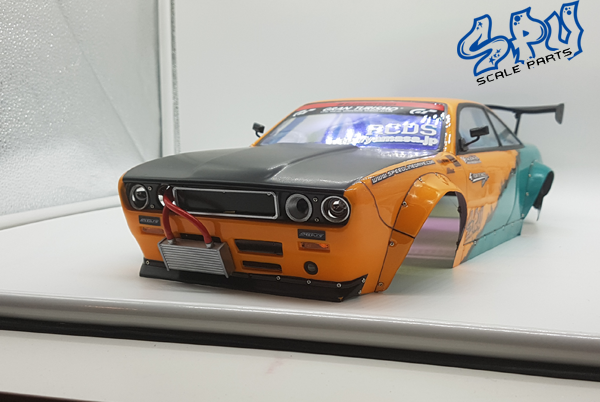 Frontpackage Challenger for APlastics S14 Boss