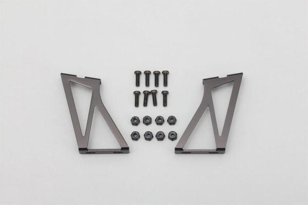 Aluminium wing stay (Black)