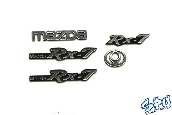 Embleme Mazda RX7 old