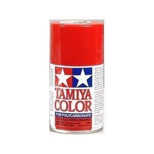 Tamiya PS-2 Red