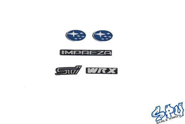 Embleme Subaru Impreza