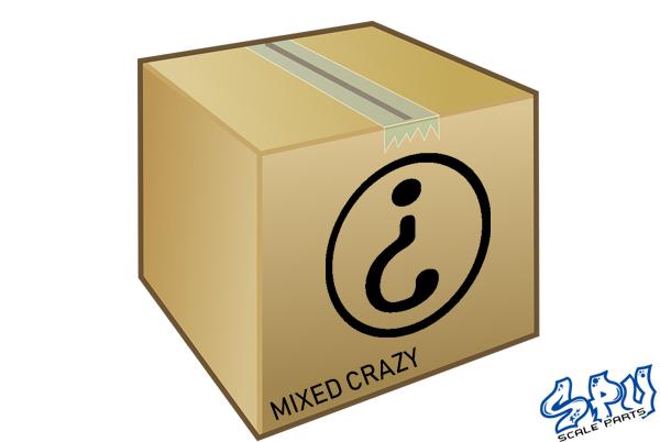 Mystery box mixed crazy