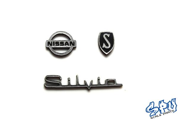 Embleme Nissan S14