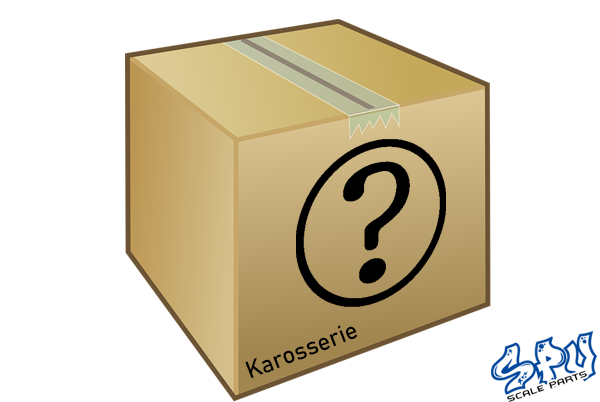Überraschungsbox Karosserie + Zubehör