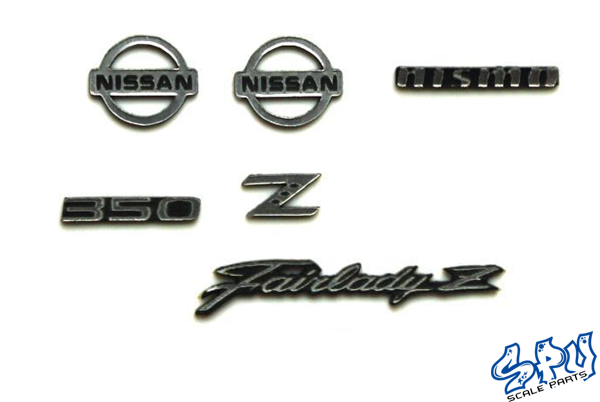 Embleme Nissan 350Z Fairlady