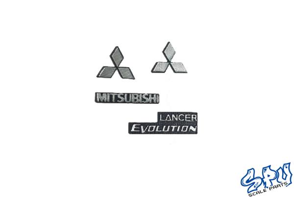 Embleme Lancer Evolution