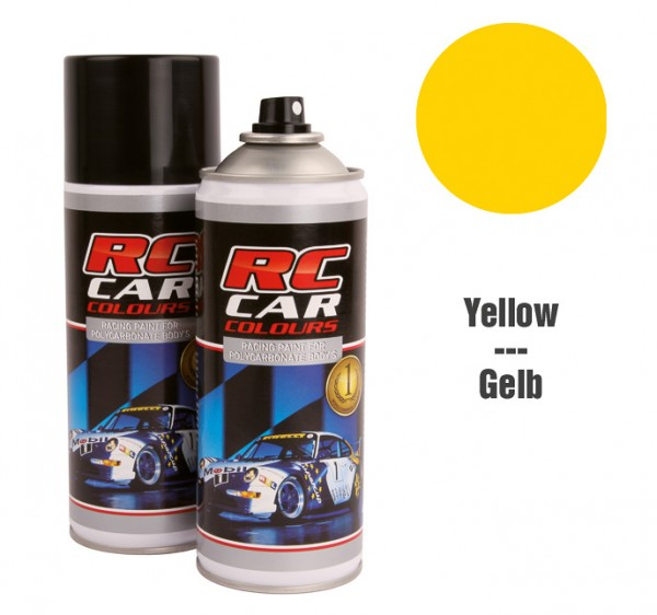 Lexanfarbe Gelb Nr019 150ml