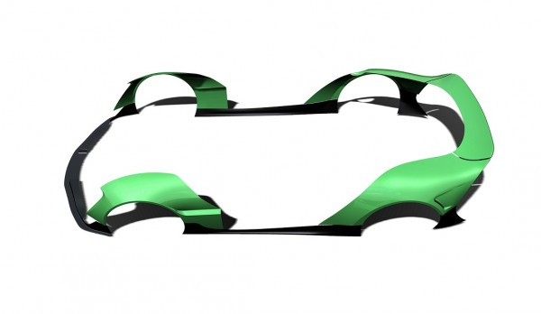 RC Arlos Toyota Supra (A90) Breitbau Kit