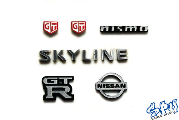Embleme Nissan Skyline