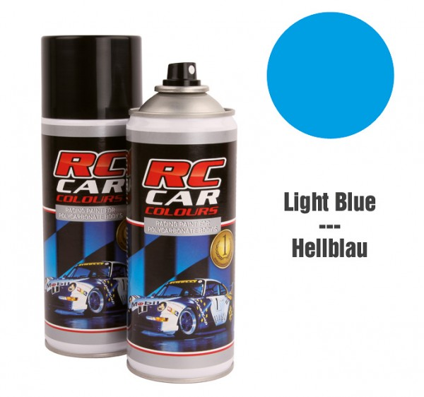 Lexan paint bright blue Nr211 150ml